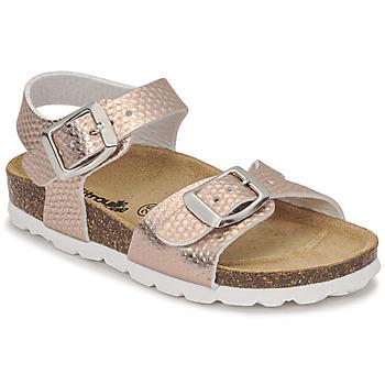 鞋子 女孩 凉鞋 Citrouille et Compagnie RELUNE 古銅色