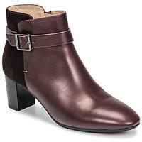 鞋子 女士 短靴 JB Martin AELIS 波尔多红