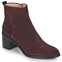 鞋子 女士 短靴 JB Martin BOMBAY 波尔多红