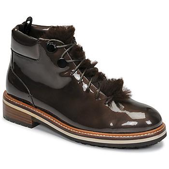 鞋子 女士 短筒靴 JB Martin BRILLE H19 可可色