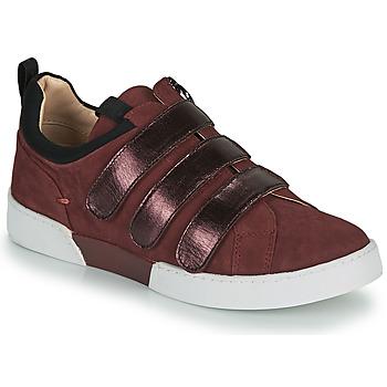 鞋子 女士 球鞋基本款 JB Martin GERADO 波尔多红