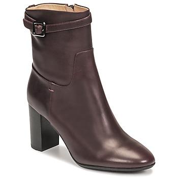 鞋子 女士 短靴 JB Martin VASCO 波尔多红
