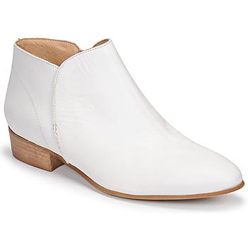 鞋子 女士 短筒靴 JB Martin AGNES 白色