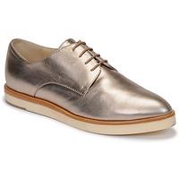 鞋子 女士 德比 JB Martin DALVA 金属银 / Stone