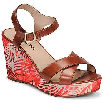 鞋子 女士 凉鞋 JB Martin OCELIA 棕色
