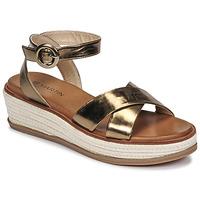 鞋子 女士 凉鞋 JB Martin CASTEL 卡其色
