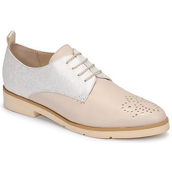 鞋子 女士 德比 JB Martin FAVEUR 象牙色