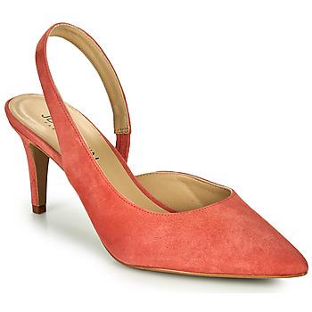 鞋子 女士 高跟鞋 JB Martin ALANA 珊瑚色 / Sunlight