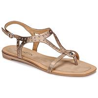 鞋子 女士 凉鞋 JB Martin ALANIS 金属银 / Stone