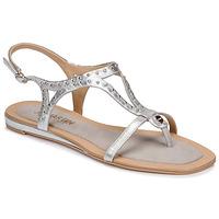 鞋子 女士 凉鞋 JB Martin ALANIS 金属银 / 银灰色