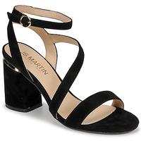 鞋子 女士 凉鞋 JB Martin KRYSTEN 黑色