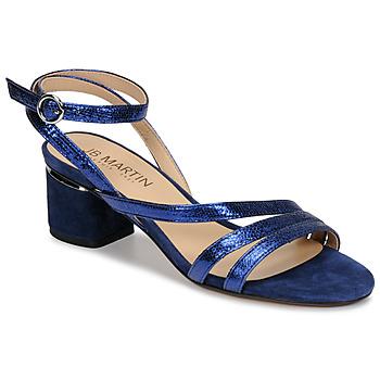鞋子 女士 凉鞋 JB Martin MAEVA 蓝色