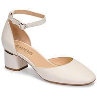 鞋子 女士 高跟鞋 JB Martin TARAH Nappa / Naturel