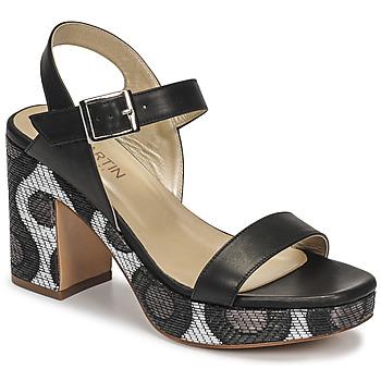 鞋子 女士 凉鞋 JB Martin XEPIA 黑色
