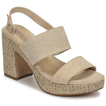 鞋子 女士 凉鞋 JB Martin XIAO 沙色