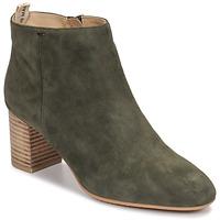 鞋子 女士 短靴 JB Martin ALIZE 橄榄色