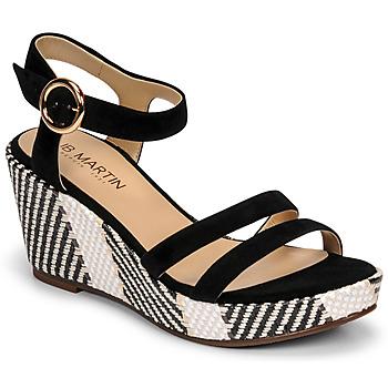 鞋子 女士 凉鞋 JB Martin DORKA E20 黑色