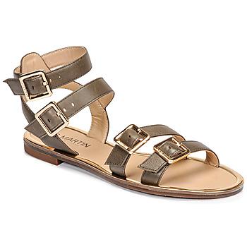 鞋子 女士 凉鞋 JB Martin GAPI E20 橄榄色