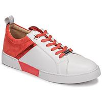 鞋子 女士 球鞋基本款 JB Martin GELATO 白色 / 珊瑚色