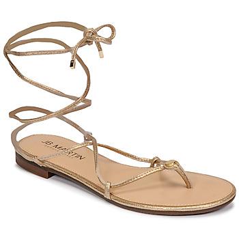 鞋子 女士 凉鞋 JB Martin GERONA 金色