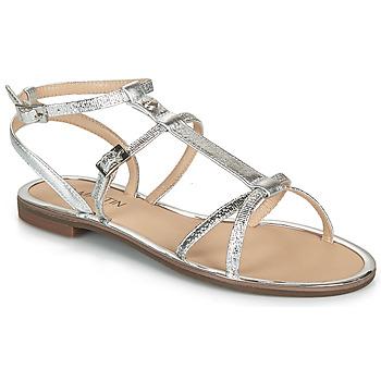 鞋子 女士 凉鞋 JB Martin GRIOTTES 银色