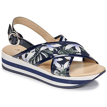 鞋子 女士 凉鞋 JB Martin ILANG 海蓝色