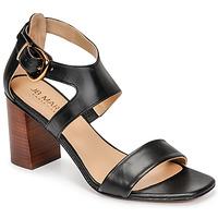 鞋子 女士 凉鞋 JB Martin NAWELI 黑色