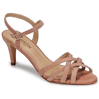 鞋子 女士 凉鞋 JB Martin PIRIA 玫瑰色