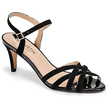 鞋子 女士 凉鞋 JB Martin PIRIA 黑色