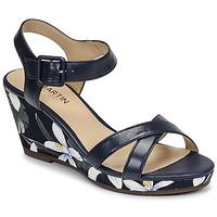鞋子 女士 凉鞋 JB Martin QUERIDA E20 海蓝色