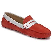 鞋子 女士 皮便鞋 JB Martin TABATA 珊瑚色