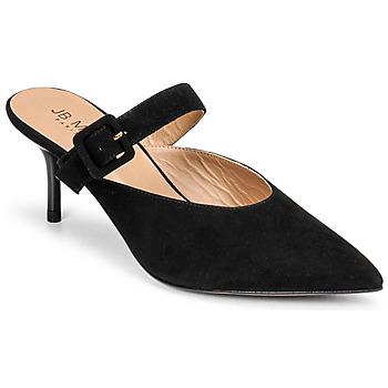 鞋子 女士 休闲凉拖/沙滩鞋 JB Martin TORIA 黑色