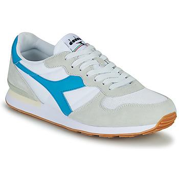 鞋子 男士 球鞋基本款 Diadora 迪亚多纳 CAMARO 蓝色 / 白色
