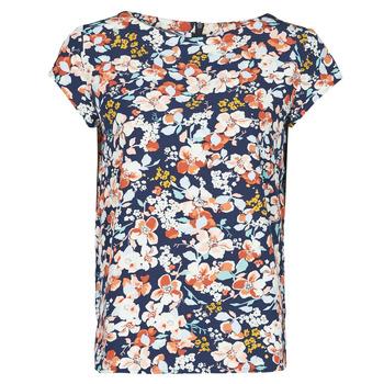 衣服 女士 女士上衣/罩衫 Betty London OMISS 海蓝色 / 玫瑰色