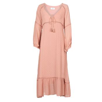 衣服 女士 长裙 Betty London OFRI 玫瑰色