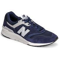 鞋子 男士 球鞋基本款 New Balance新百伦 997 海蓝色