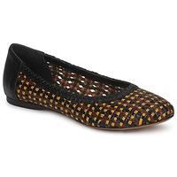鞋子 女士 平底鞋 Stéphane Kelian WHITNEY 棕色 / 黑色