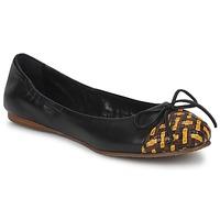 鞋子 女士 平底鞋 Stéphane Kelian WALLY 黑色 / 黄色