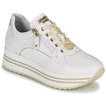 鞋子 女士 球鞋基本款 Nero Giardini DAKOTA 白色