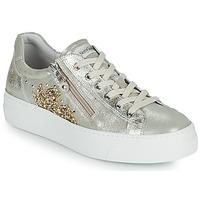 鞋子 女士 球鞋基本款 Nero Giardini EDDY 金色