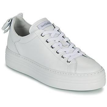 鞋子 女士 球鞋基本款 Nero Giardini FILLA 白色
