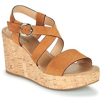 鞋子 女士 凉鞋 Nero Giardini JIPPO 棕色