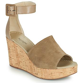 鞋子 女士 凉鞋 Nero Giardini NORWAY 灰褐色