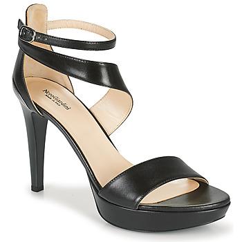 鞋子 女士 凉鞋 Nero Giardini FILOU 黑色