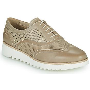 鞋子 女士 德比 Nero Giardini SUZZE 米色