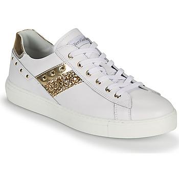 鞋子 女士 球鞋基本款 Nero Giardini DRILLA 白色 / 金色