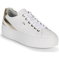 鞋子 女士 球鞋基本款 Nero Giardini LAITO 白色 / 金色