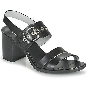 鞋子 女士 凉鞋 Nero Giardini GHILLO 黑色