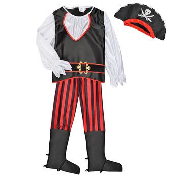 衣服 男孩 角色扮演 Fun Costumes COSTUME ENFANT PIRATE TOM 多彩