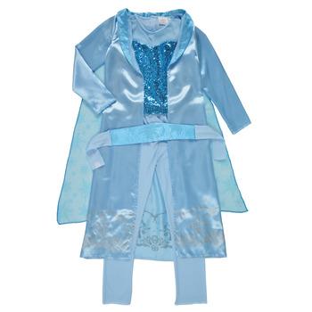 衣服 女孩 角色扮演 Fun Costumes COSTUME ENFANT PRINCESSE DES NEIGES 多彩